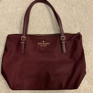 Kate space nylon tote